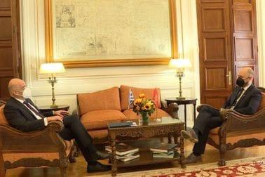 Radulović in Athens: Greece wants to see Montenegro in EU