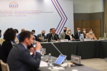 Bratić na ministarskom SEECP forumu u Turskoj