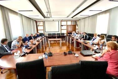 Održan sastanak sa predstavnicima Advokatske komore Crne Gore