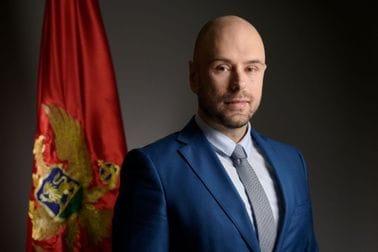 Ministar Đorđe Radulović