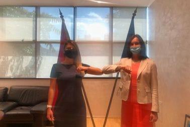 Sastanak ambasadorka Estonije