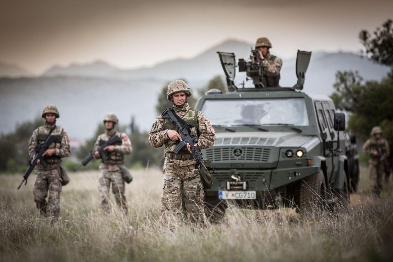 Kopnene snage VCG
