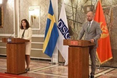Radulović – Linde: Montenegro and Kingdom of Sweden committed to European integration