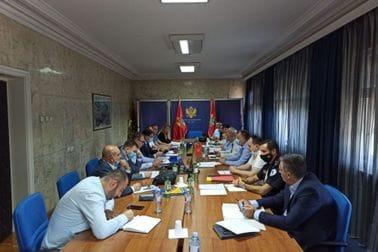 Sjednica mješovite komisije CG - BIH
