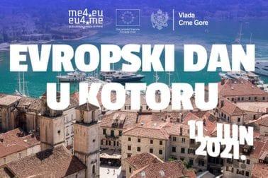 Evropski dan u Kotoru