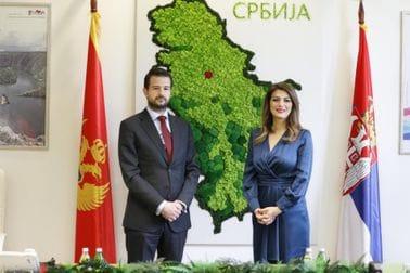 Saradnja sa Srbijom