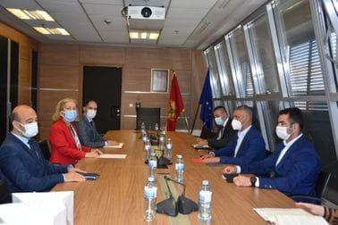 Sastanak Brđanina sa ambasadorkom Turske Songul Ozan