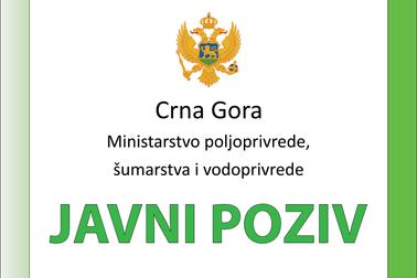 Javni poziv imenovanje predstavnika NVO za - Strategiju razvoja šuma i šumarstva