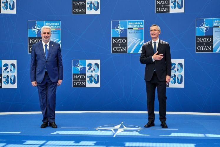 Premijer Krivokapić učestvovao na NATO samitu