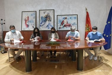 Министарка Срзентиц---потписивање-Меморандума-са-Цортеx,-е-фискализација 3