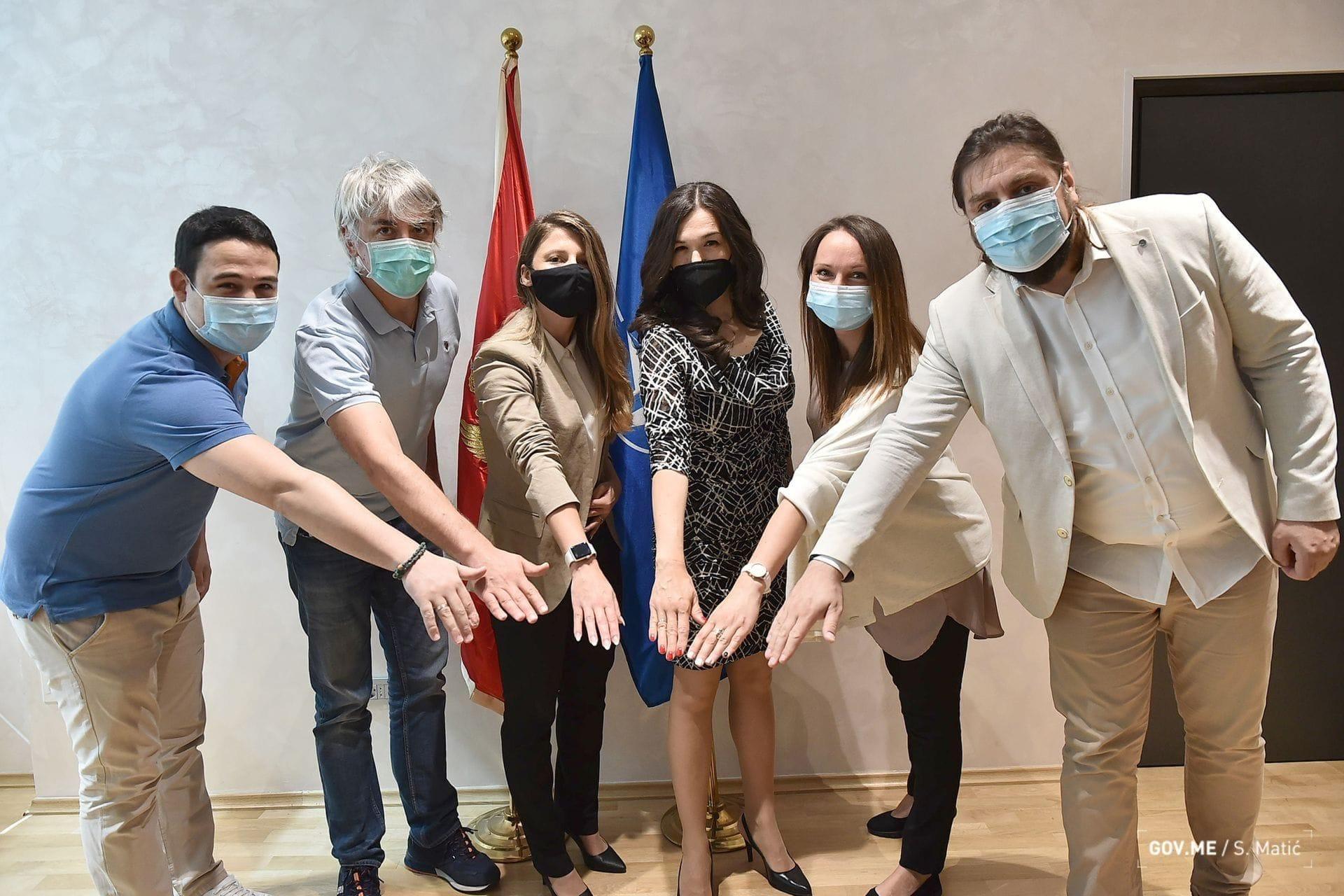 Fotografija 2: U cilju podrške crnogorskoj privredi u procesu fiskalizacije, potpisan Memorandum o saradnji sa udruženjem ICT Cortex i njegovim članicama