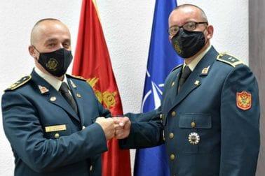 Начелник Генералштаба примио у посјету потпуковника Обрадовића
