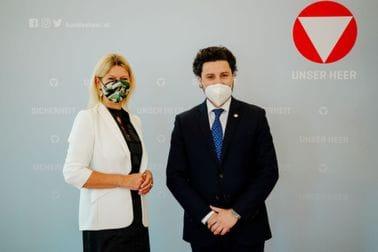 Dritan Abazović - Klaudija Taner