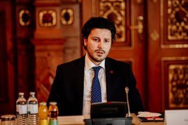 Абазовић говорио на тематском панелу у Бечу: Испоручићемо резултате за годину дана