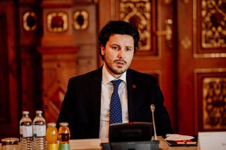 Abazović govorio na tematskom panelu u Beču: Isporučićemo rezultate za godinu dana