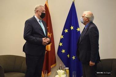Кривокапић – Борељ: Западни Балкан остаје у врху стратешких приоритета ЕУ
