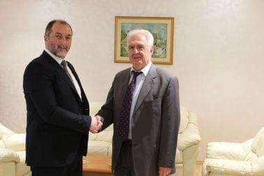 Stijović i Ardeleanu o saradnji u oblasti poljoprivrede