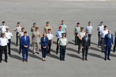 Održan godišnji brifing za vojno-diplomatske predstavnike akreditovane u Crnoj Gori