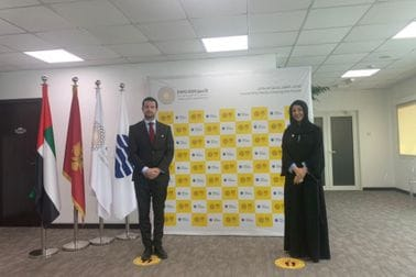 Jakov Milatović u UAE, Al Hašimi