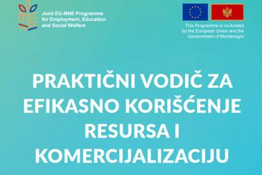 Praktični vodič za učešće u programu Horizont Evropa