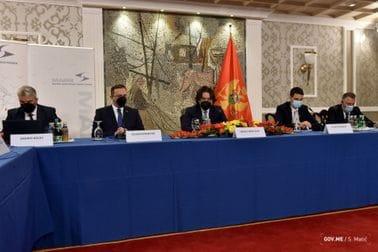 Crna Gora je spremna da doprinese stvaranju čvrstih veza u regionu