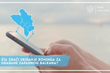 Šta ukidanje rominga znači za građane Zapadnog Balkana?