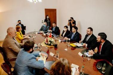 Abazović sa Ramom: Naša dužnost je da idemo korakom naprijed
