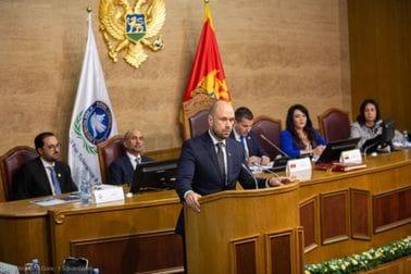 Ministar Radulović: Naša  odgovornost je da ostavimo u nasljeđe mir i stabilnost