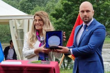 Ministar Radulović na proslavi Dana državnosti u Luksemburgu