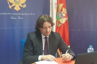 Sekulović: Prioritet Vlade vladavina prava i  konkretni rezultati u borbi protiv korupcije