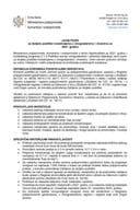 Javni poziv za dodjelu podrske investicijama u vinogradarstvu i vinarstvu za 2021. godinu