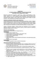 Javni poziv za dodjelu podrške za podizanje i modernizaciju, opremanje proizvodnih voćnih zasada za 2021. godinu