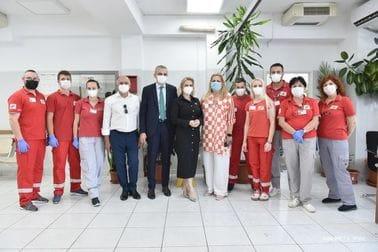 Prioritet otvaranje jedinica hitne medicinske pomoći u Tuzima, Petnjici, Šavniku, Plužinama i Gusinju