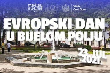 Evropski dan u Bijelom Polju
