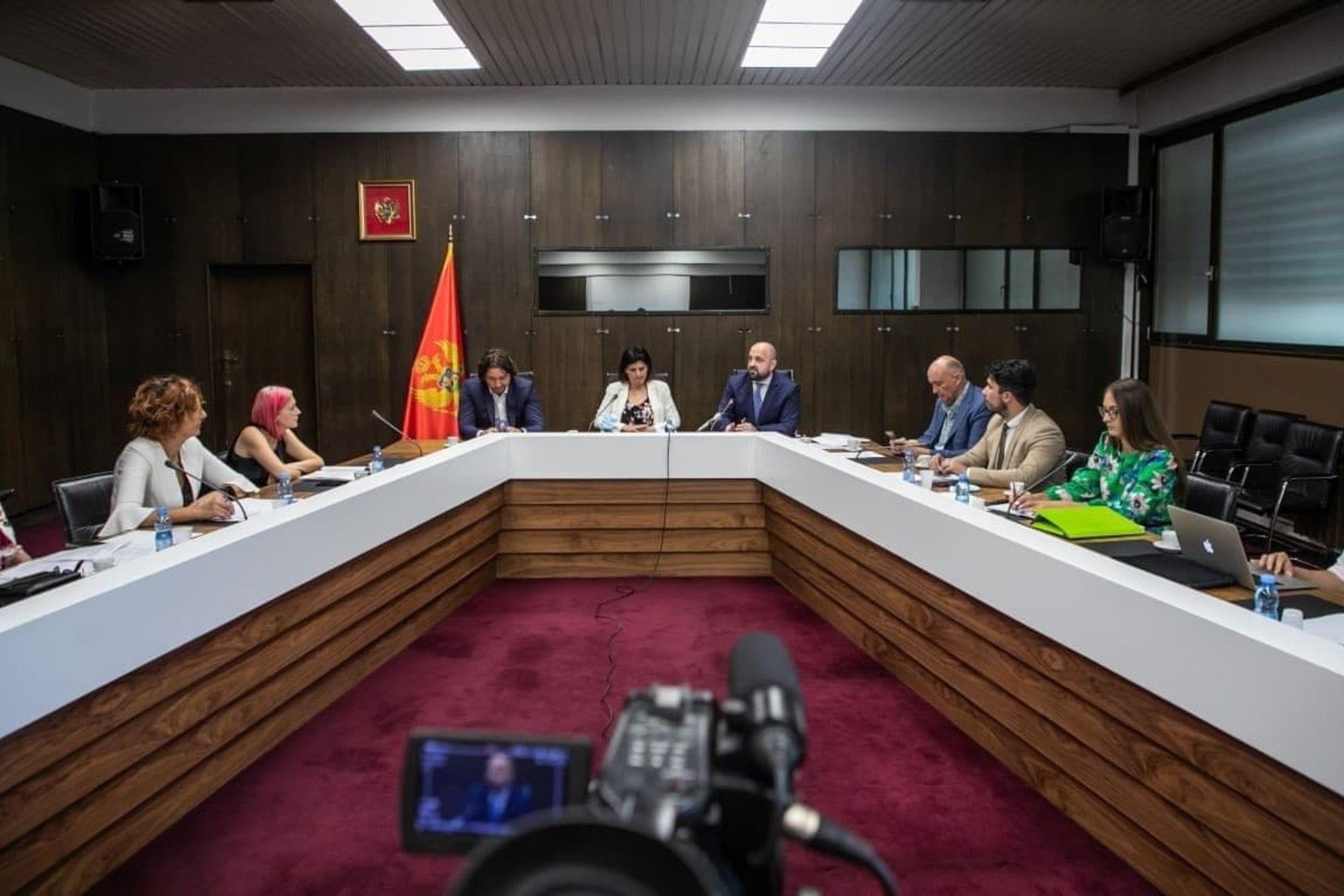 Održana konstitutivna sjednica Radne grupe za poglavlje 23 – Pravosuđe i temeljna prava