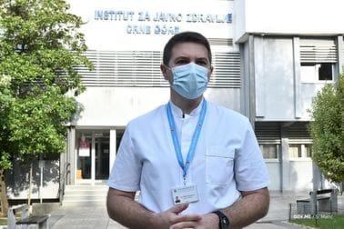 Od 1. aprila do danas čak 98 odsto zaraženih u Crnoj Gori su nevakcinisani građani