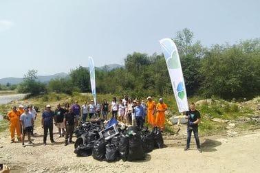 Akcija čišćenja rijeke Lim
