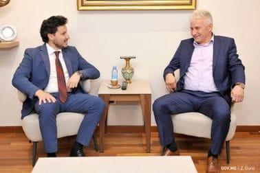 Abazović – Husović: Vlada podržava razvojne projekte Rožaja