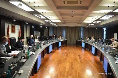 34. sjednica Vlade Crne Gore - 30.07.2021. godine