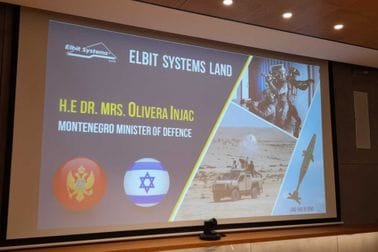 Ministarka Injac u posjeti Državi Izrael