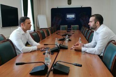 Ministri finansija o zajedničkim projektima Crne Gore i Srbije