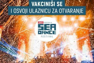 Sea dance-vakciniši se