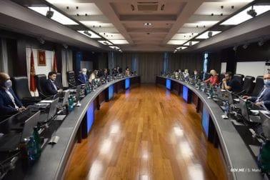 35. sjednica Vlade Crne Gore