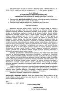 Predlog za razrješenje državnog sekretara u Ministarstvu prosvjete, nauke, kulture i sporta