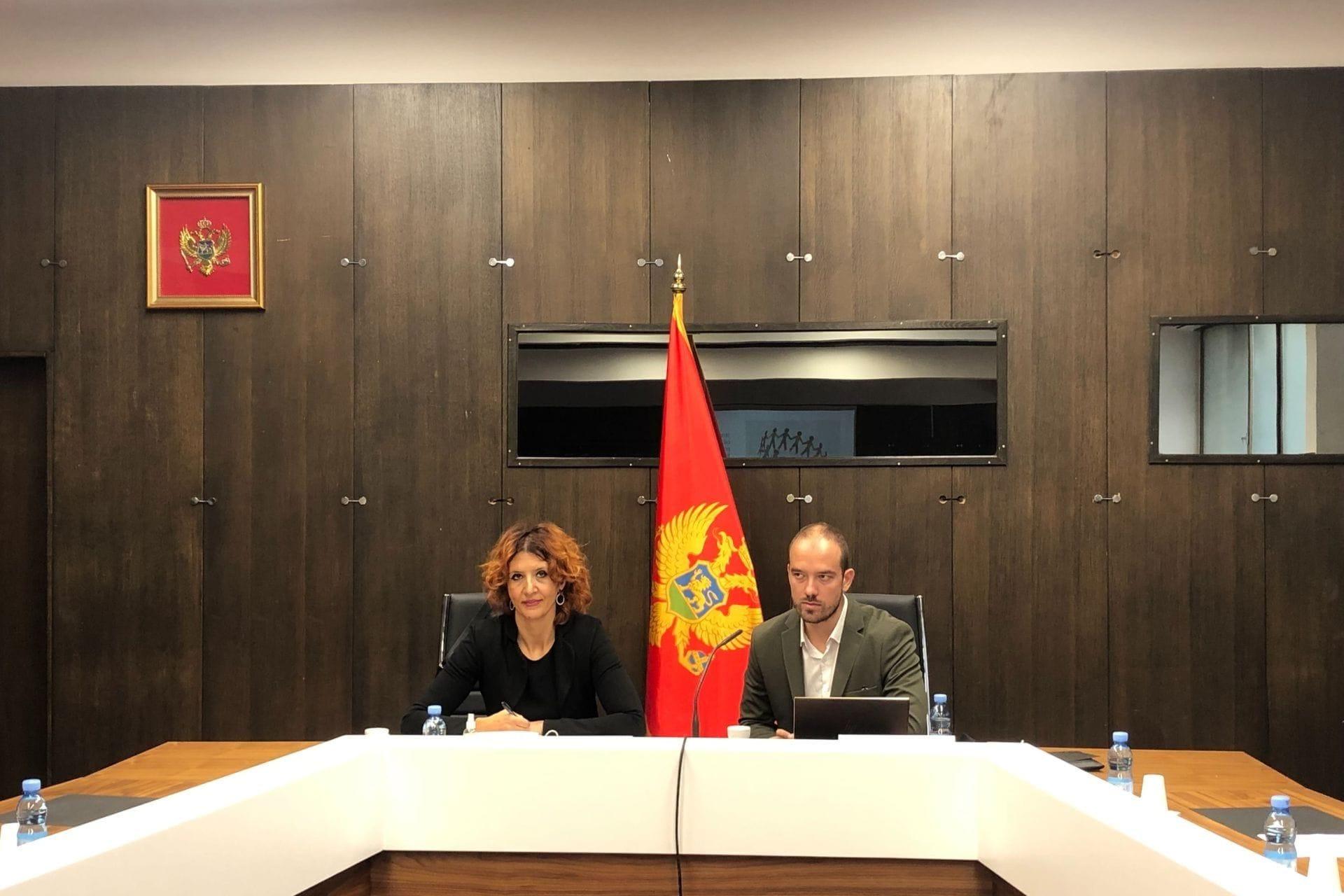 Održan drugi sastanak povodom izrade Strategije za zaštitu lica sa invaliditetom od diskriminacije i  promociju jednakosti 2022-2027