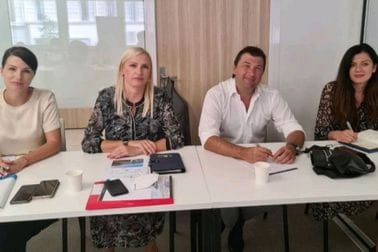 Predstavnici Ministarstva ekologije, prostornog planiranja i urbanizma na Međunarodnom Kongresu za zaštitu prirode u Marseju