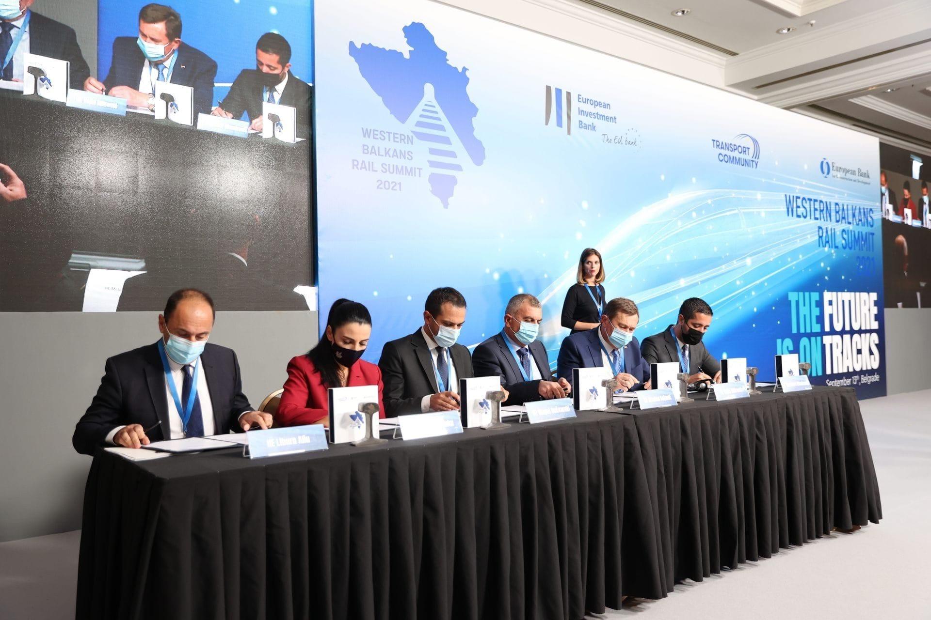 Željeznički samit Zapadnog Balkana