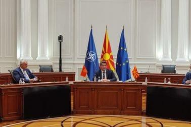 Ministar Mitrović u posjeti Republici Sjevernoj Makedoniji