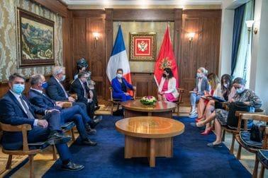Мјесто  Црне Горе је у ЕУ