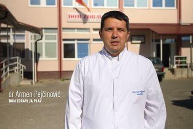 САЧУВАЈ И СЕБЕ И ДРУГЕ-ВАКЦИНИШИ СЕ - др Армен Пејчиновић